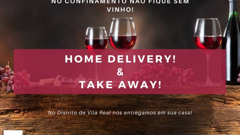 Home Delivery & Take Away